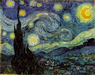 Van Gogh - Starry Night - Normal