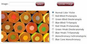 Color Blindness Simulator