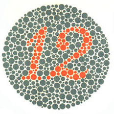 Ishihara\'s Test for Colour Deficiency: 38 Plates Edition | Colblindor