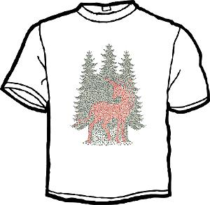 Colorblind Shirt Unicorn