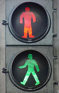 Traffic Light Men - Normal