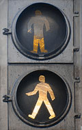 Traffic Light Men - Protanopia