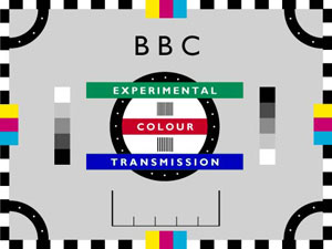 TV Test Pattern BBC