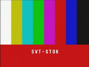 TV Test Pattern SV STOK